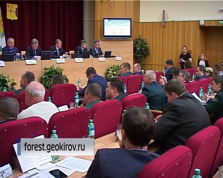 В Кирове прошло совещание Федерального агентства лесного хозяйства