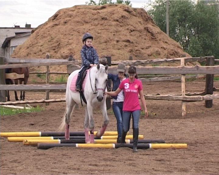 В Кирове впервые состоялся фестиваль конного спорта для людей с ограниченными возможностями