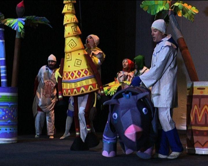 Театр кукол завершает свой сезон фестивалем