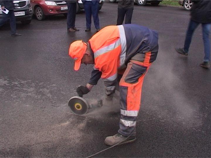 Центральная лаборатория проверит качество ремонта дорог