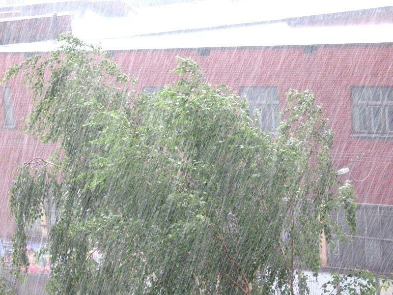 В Кировской области вновь объявлено метеопредупреждение.