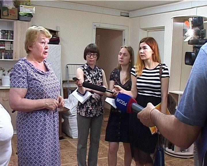 В Кирове продолжается ремонт жилья маневренного фонда