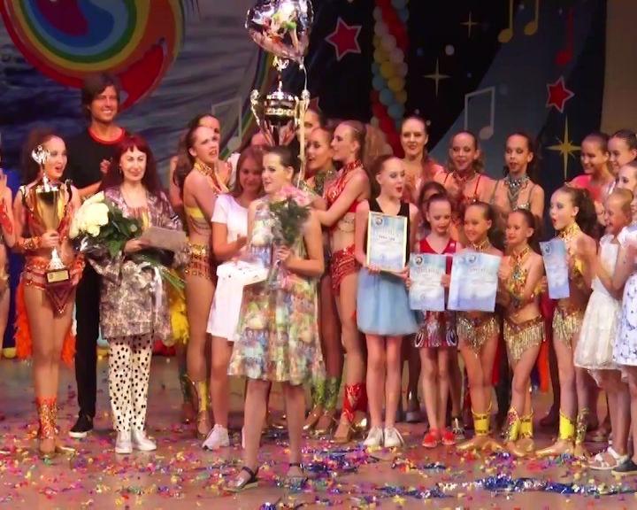 Кировский коллектив школы-театра современного танца