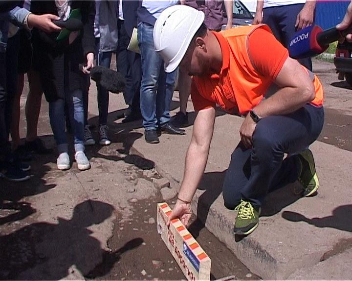 Что изменилось на кировских дорогах спустя два месяца после проверки Дорожной инспекции ОНФ?