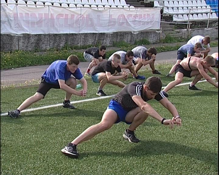 Подготовка к сезону в конькобежной школе «Динамо»
