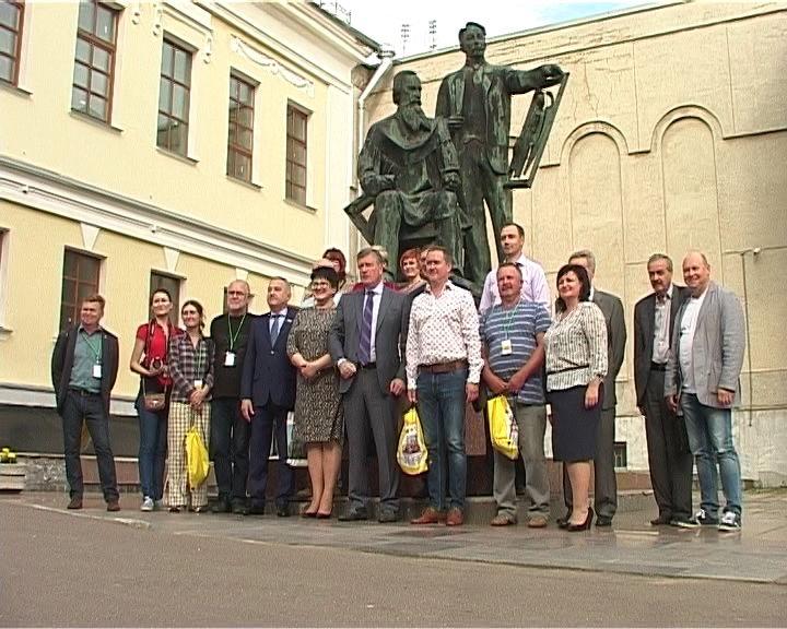 Открытие Васнецовского пленэра