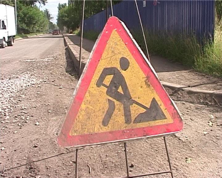 В Кирове отремонтировал 40 км дорог