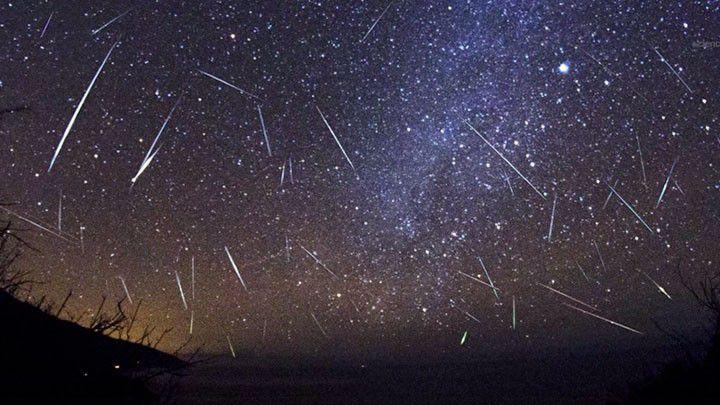 Кировчане смогут увидеть метеорный поток Персеиды.