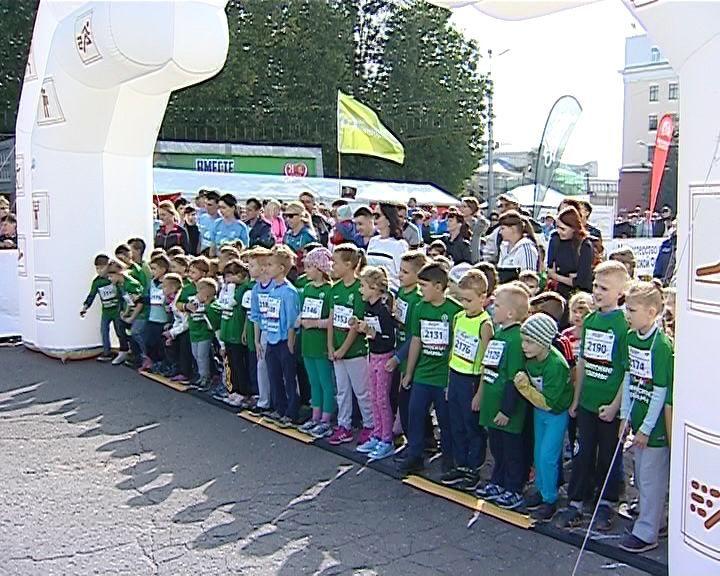 В полумарафоне примут участие полторы тысячи кировчан