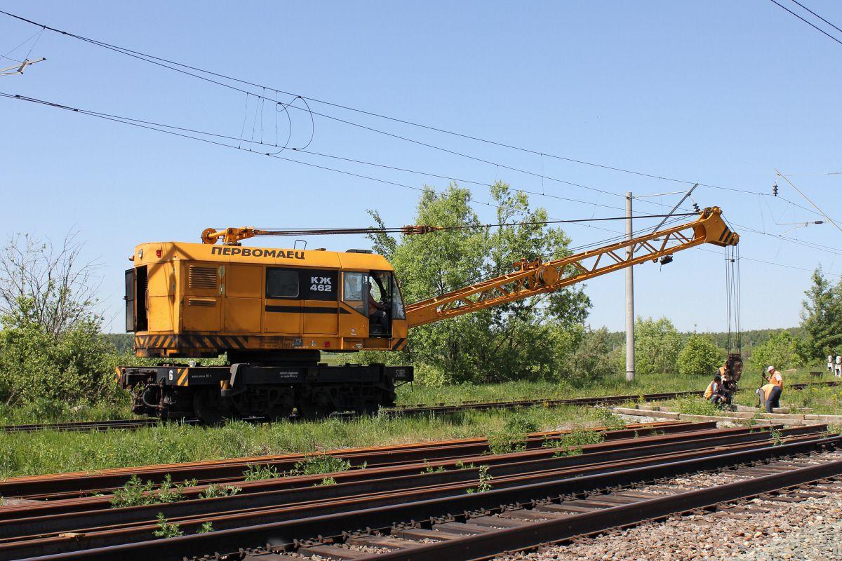 В Кирове изготовят 20 железнодорожных кранов