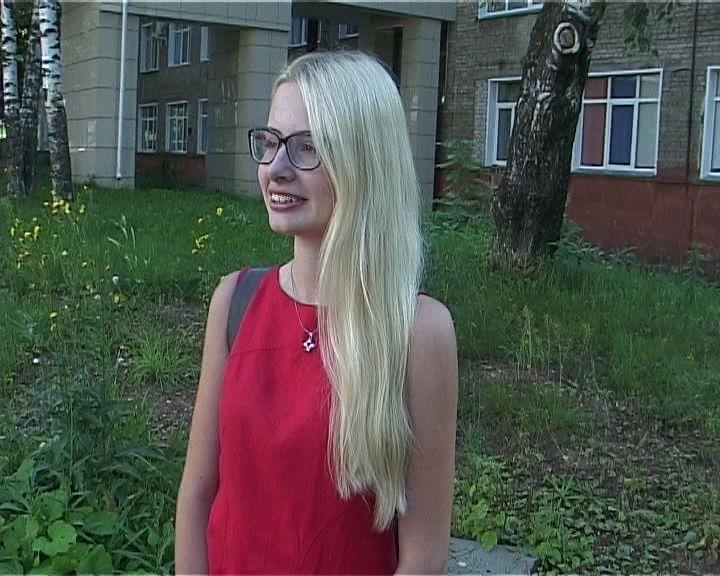 Кировчанка В. Герасимовская едет на встречу с Ф.Конюховым