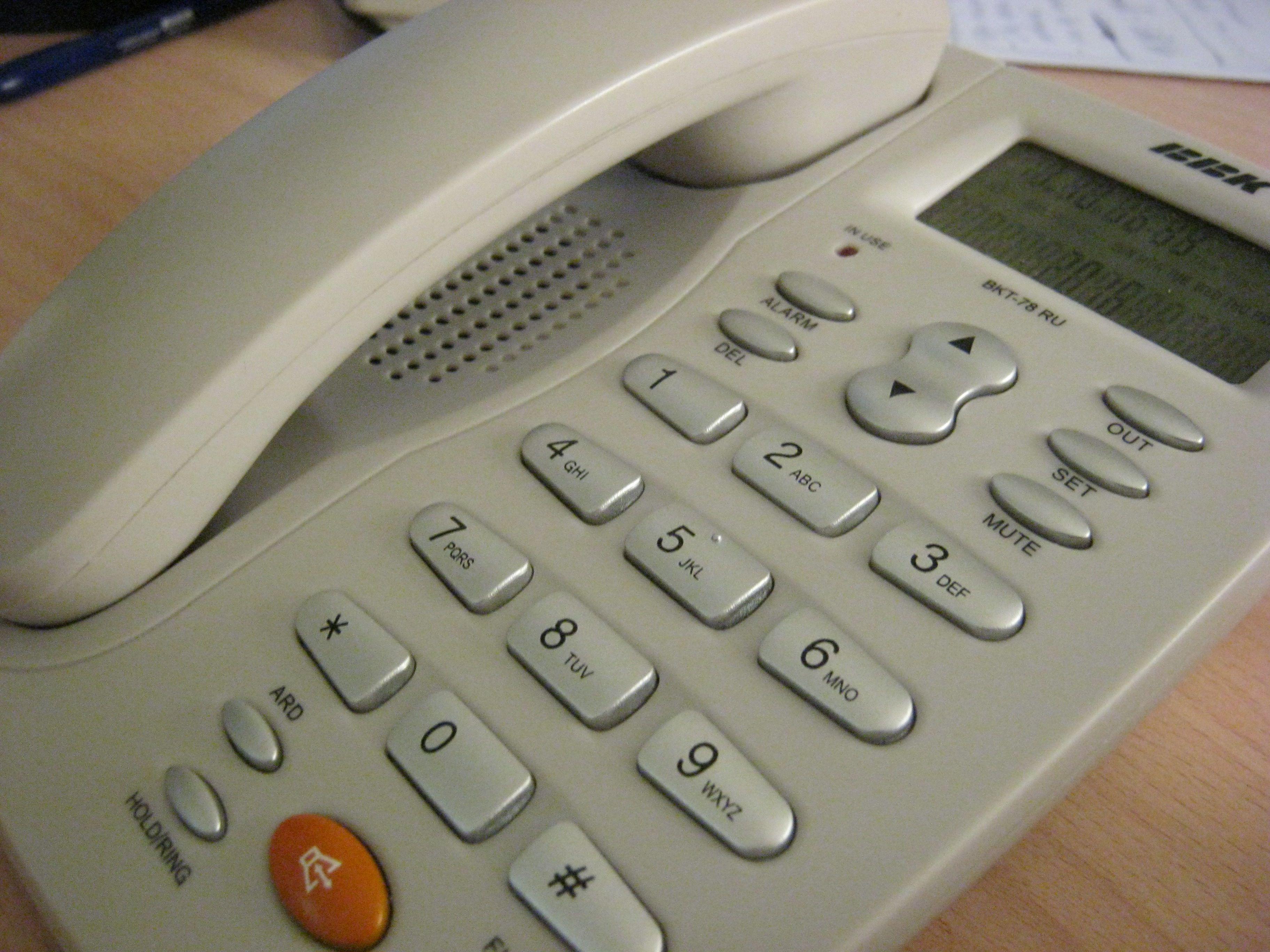 Кировчане уже не верят телефонным мошенникам