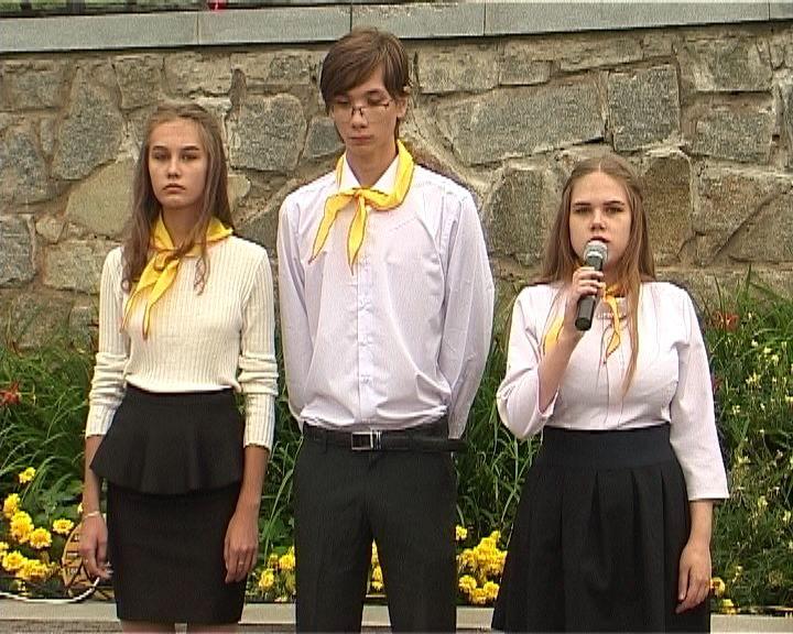 В Кирове почтили память погибших во время теракта в Беслане