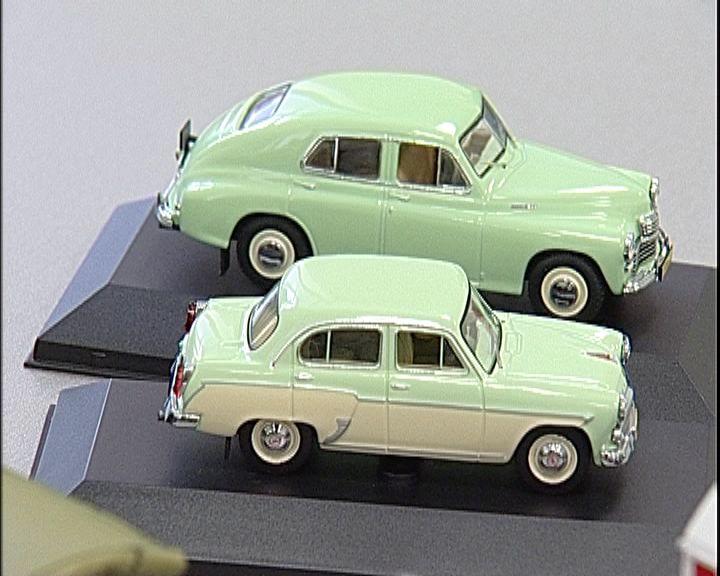 Коллекционер масштабных моделей автомобилей Андраник Манукян