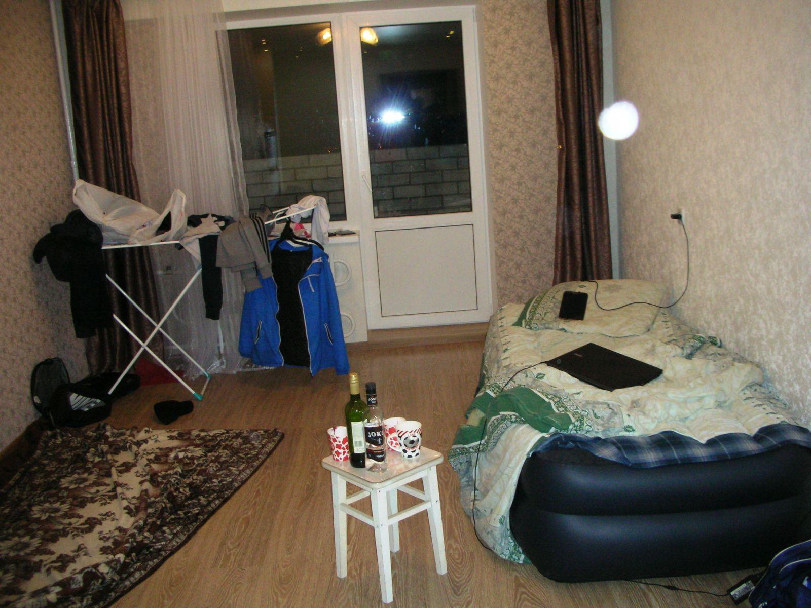 В Кирове 20-летний молодой человек упал с 15 этажа.