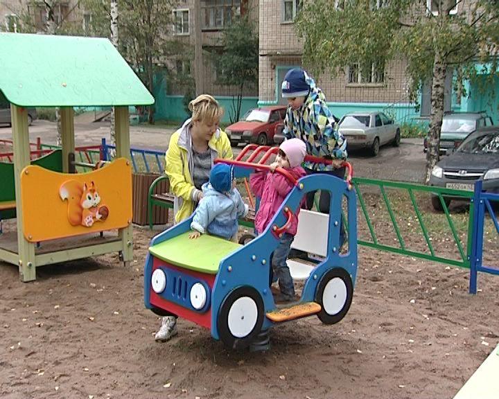 ТОСы в Октябрьском районе города Кирова