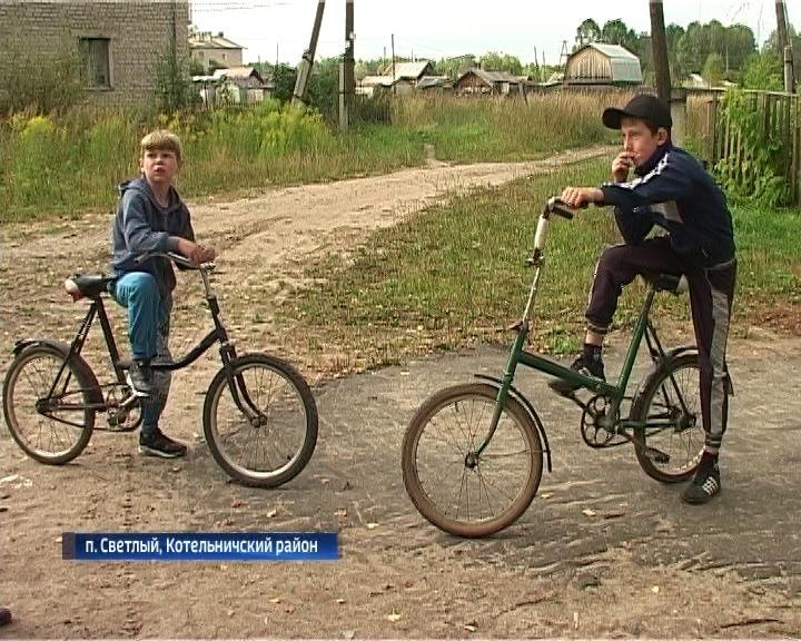 Проблемы с водоснабжением в поселке Светлом Котельничского района