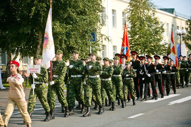 Юнармейцы Мордовии учавствуют в«Зарнице Поволжья-2017»