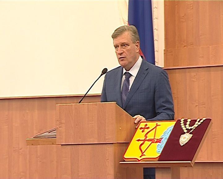 Игорь Васильев официально вступил в должность губернатора Кировской области