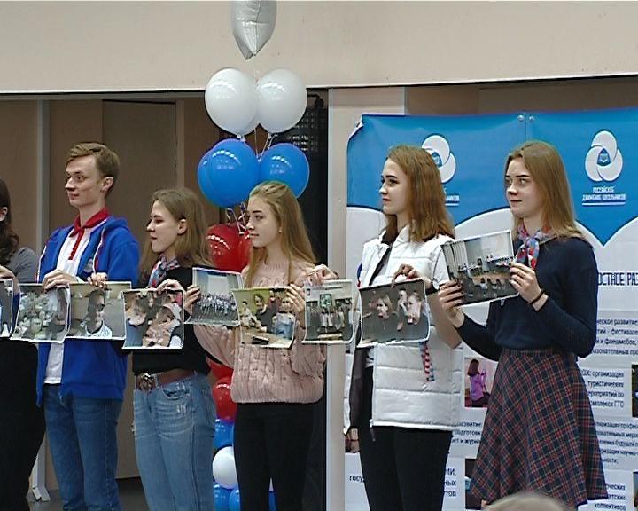 Российское движение школьников в Кирове набирает обороты