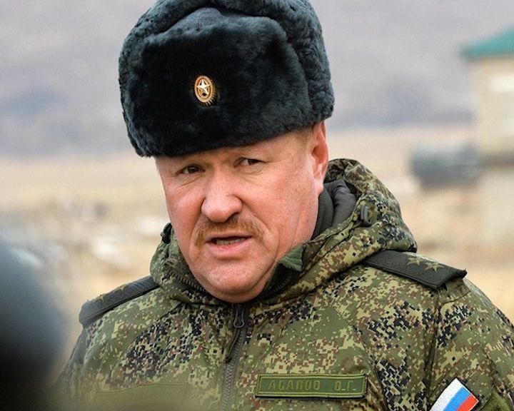 Россия простилась с генералом Асаповым