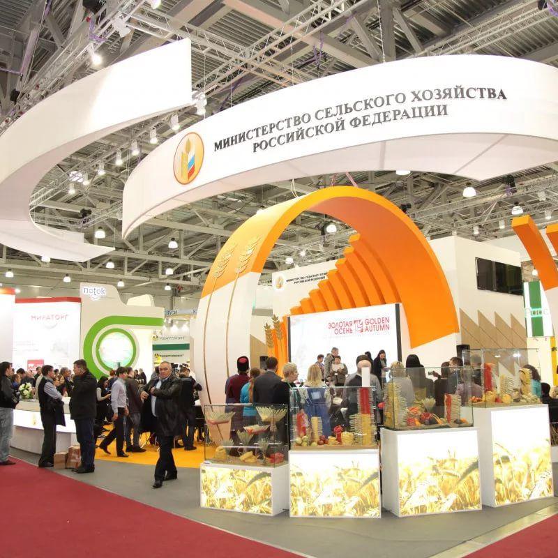 Кировская делегация участвует в выставке