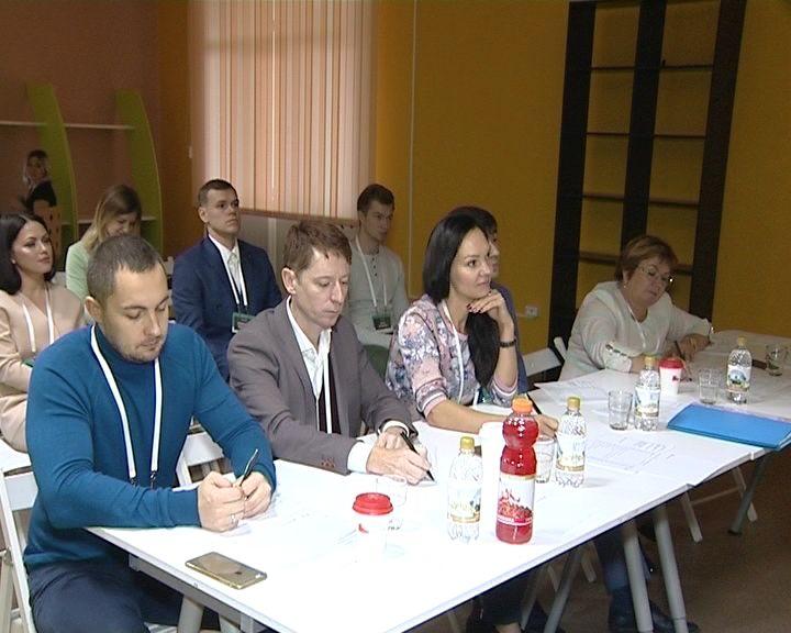 Молодые бизнесмены смогли презентовать свои проекты жюри конкурса