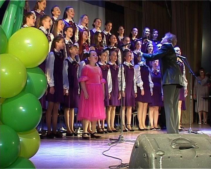 Юбилей средней школы № 73 микрорайона Лянгасово