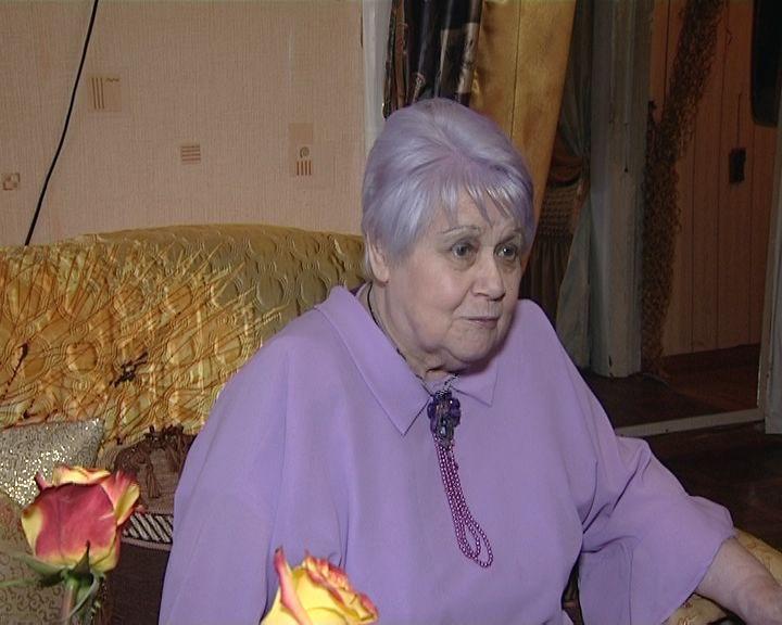 Галина Корзоватых отмечает 80-летний юбилей