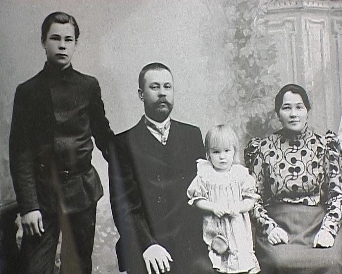 В Госархиве  Кировской области появился архив рода Моралёвых