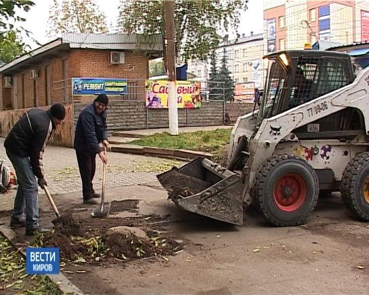Успеют ли подрядчики до холодов выполнить работы по благоустройству дворов?