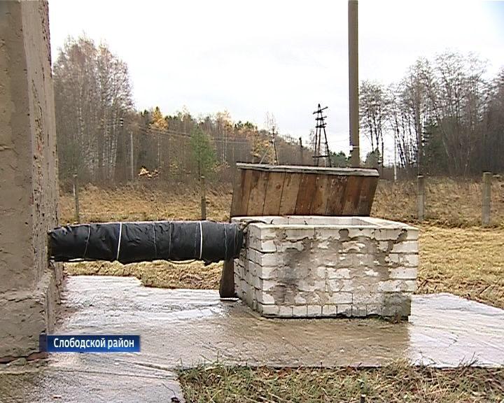 Далеко не все скважины в Кировской области лицензированы