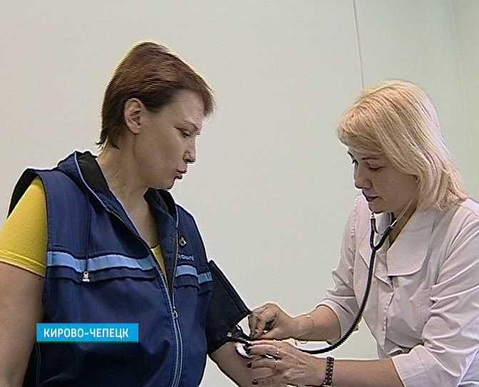 «Десант здоровья» совершит 48 выездов по Кировской области