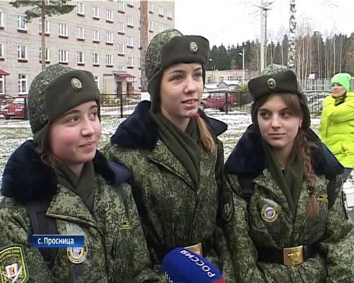Воспитанники кировского кадетского корпуса провели первый турслет