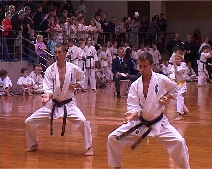 В Кирове состоялся розыгрыш Кубка России по киокусинкай каратэ