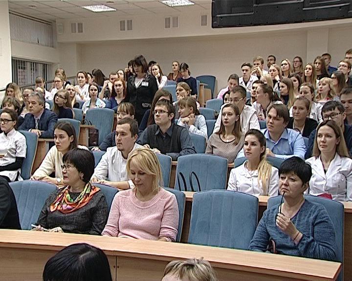 Встреча выпускников медиков с главврачами больниц