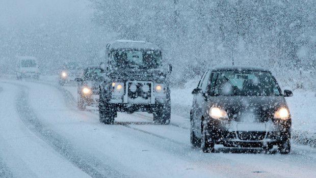Метеопредупреждение: наКировскую область надвигаются снегопад иметель