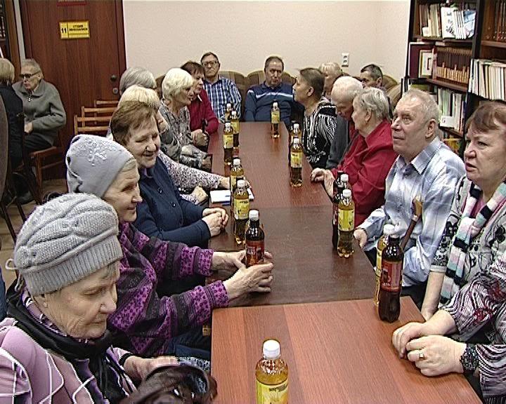 В Кирове отметили Международный день слепых