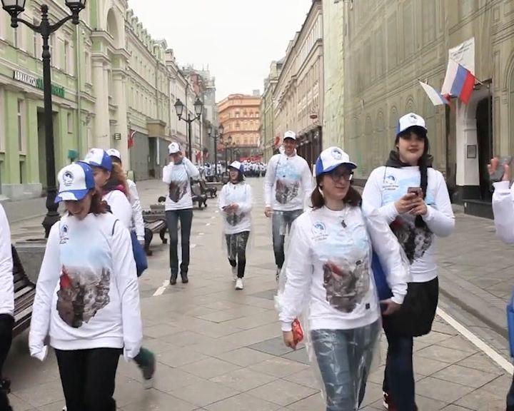 Кировские волонтеры получили благодарственное письмо от Президента России