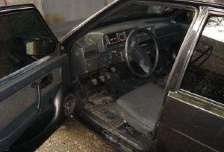 В Лузе нашли «ВАЗ-21099», угнанный из Кирова.