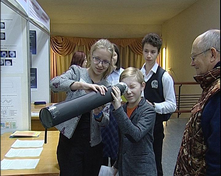 В Кирове открылся конгресс юных ученых
