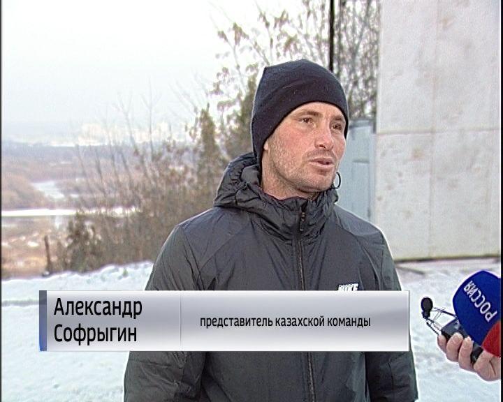 В Кирове открылся международный лагерь по ледолазанию