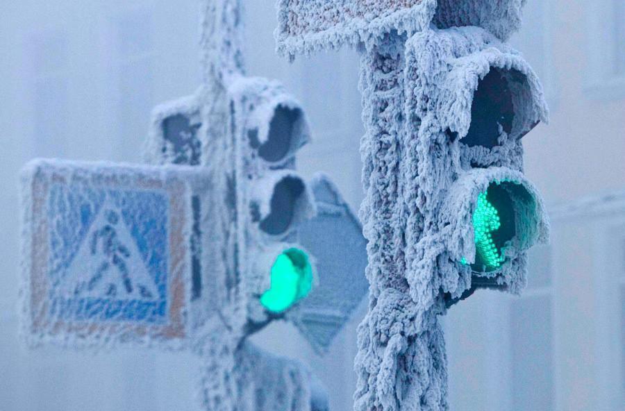 В Кировской области ожидаются первые настоящие морозы.