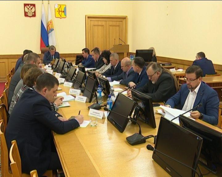 В правительстве региона обсудили проблему двойных квитанций за тепло