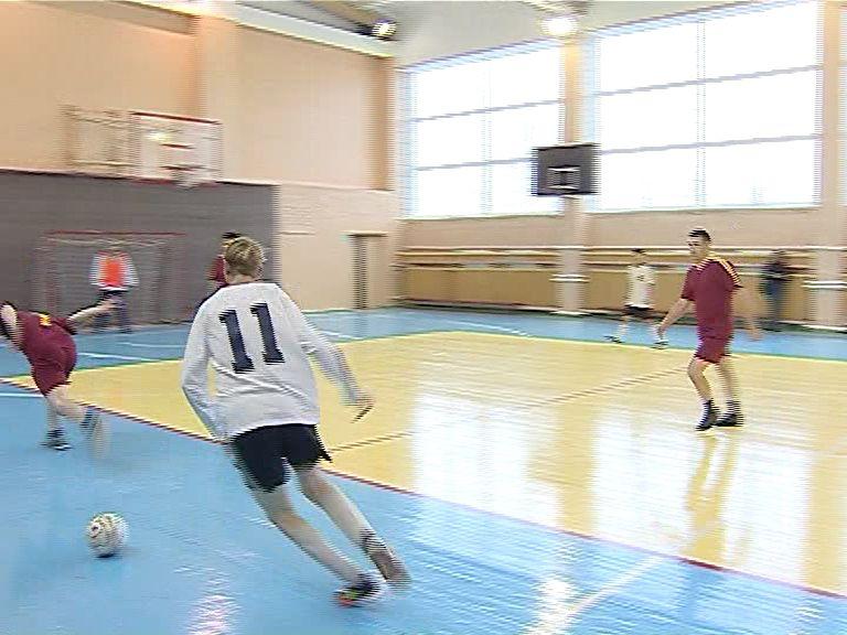 Кировчане - призёры Всероссийской спартакиады по мини-футболу