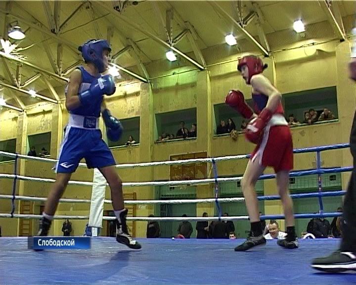 В Слободском прошел межрегиональный турнир по боксу