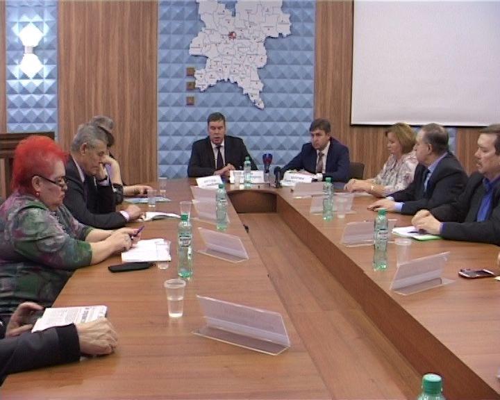 ГФИ по Кировской области встретился с профсоюзным активом