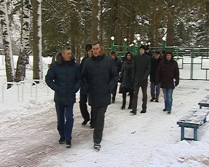 ГФИ провел выездное совещание с руководством Кирова