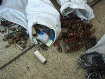 В Лянгасово задержали двух мужчин, подозреваемых в кражах из садовых обществ.