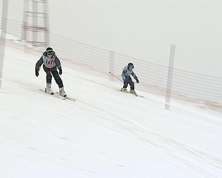 Соревнования по ски-кроссу в Кирове